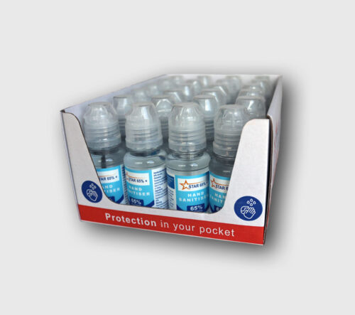 Hand Sanitiser 24 pices